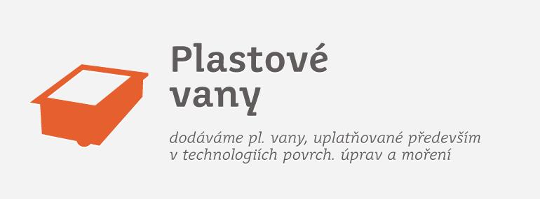 Plastové vany